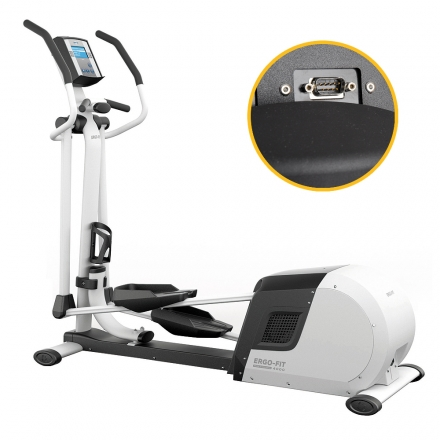 ERGO-FIT ELLIPTICAL TRAINER CROSS 4000