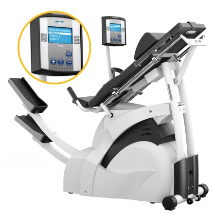 ERGO-FIT MIX ELLIPTICALTRAINER  4000