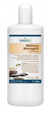 Cosimed Wellness Massageöle