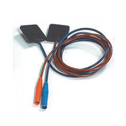 Flexible Platten-Elektrode EF 10 - 3,5 x 3 cm (paarweise)