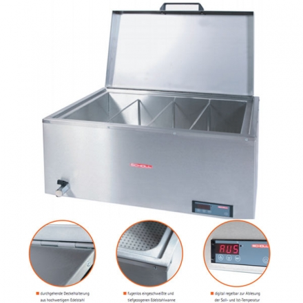 WASSERBAD THERMO-50 DIGITAL