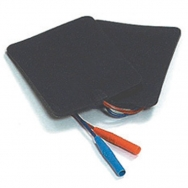 Flexible Platten-Elektrode EF 100 - 12 x 9 cm (paarweise)