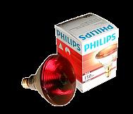 Ersatzlampe Rotlicht 150 W
